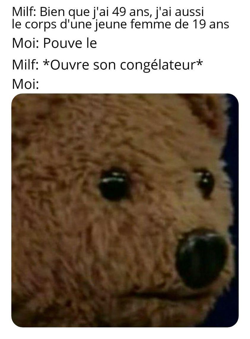 Tjr au frais - meme