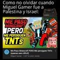 Miguel gamer en Israel y Palestina, Simplemente Increíble.