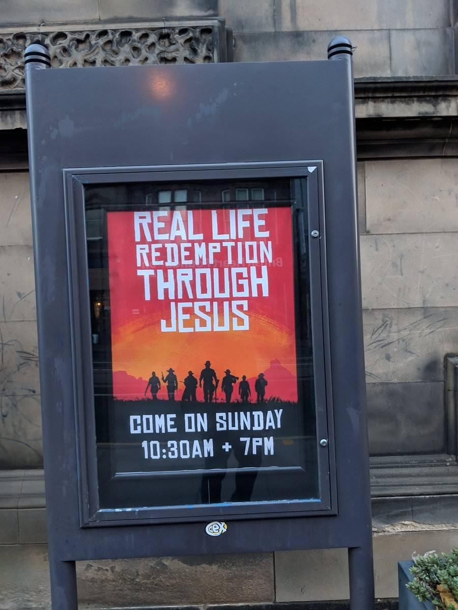 I like this church - meme