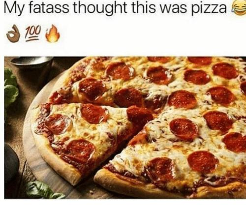 pizza fatasses - meme