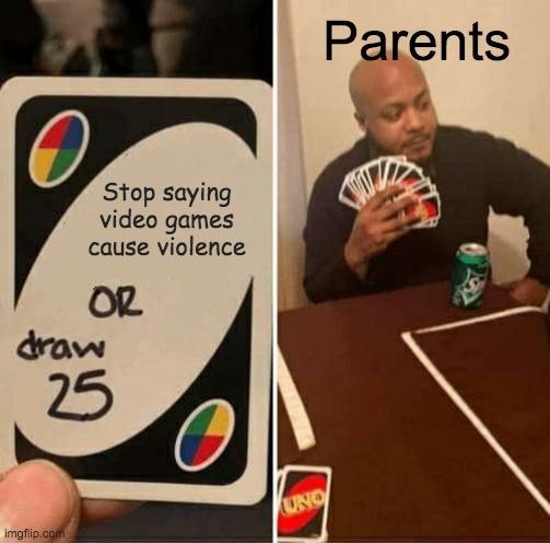 Lag cause violence - meme