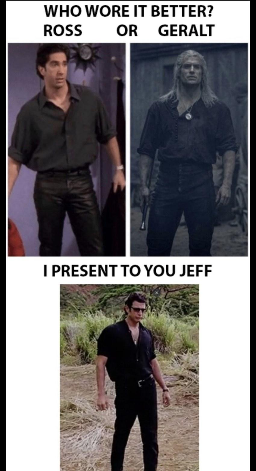 Jeff - meme