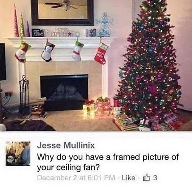 Christmas Decoration - meme