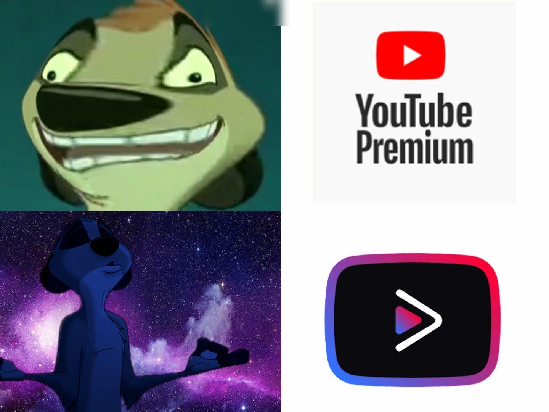 Tem as mesmas funçoes e é gratis - meme
