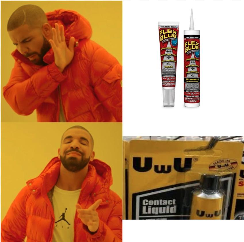 uwu is better - meme