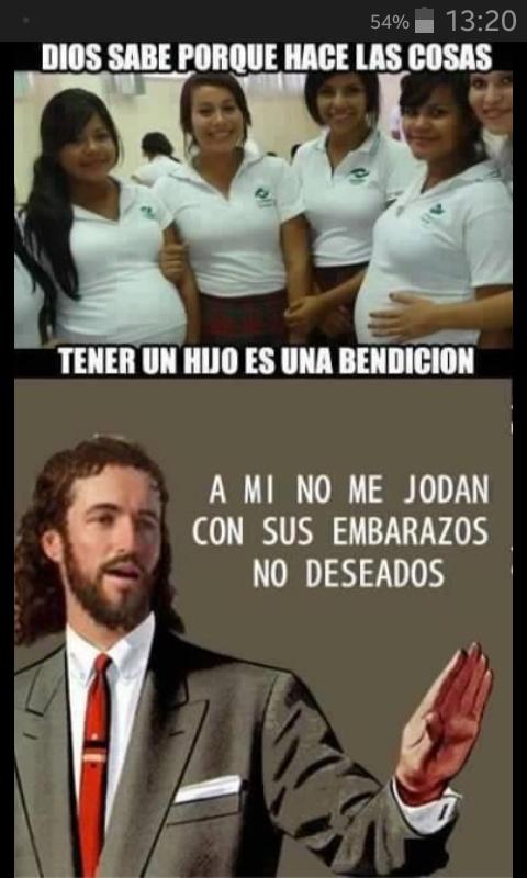 PUTAS!!! - meme