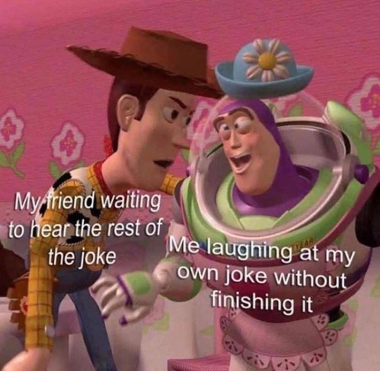 I got a woody - meme