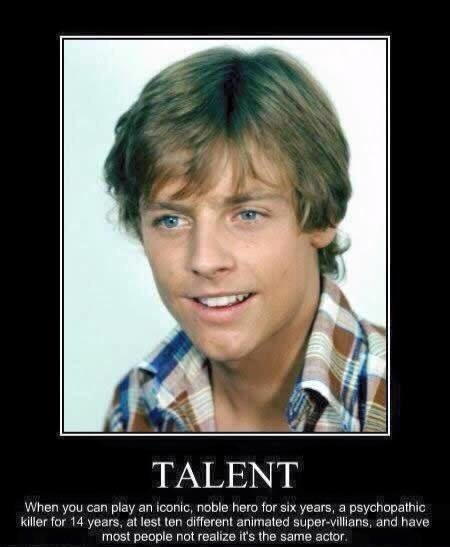 mark hamill :D - meme