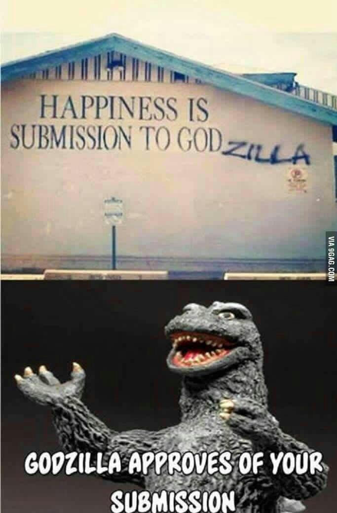 Othia gozila - meme