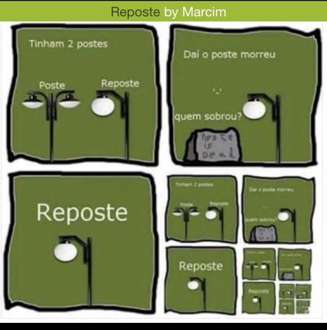 reposte - meme