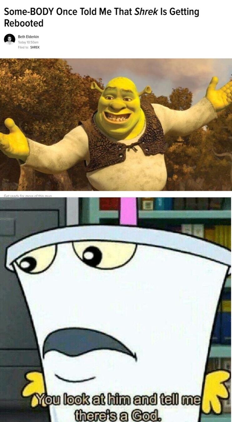 el mega oof - meme