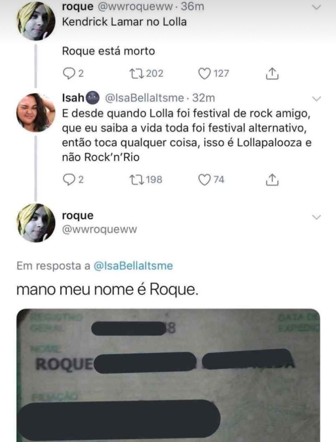R.I.P roque - meme