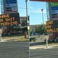 Passive-aggressive road construction