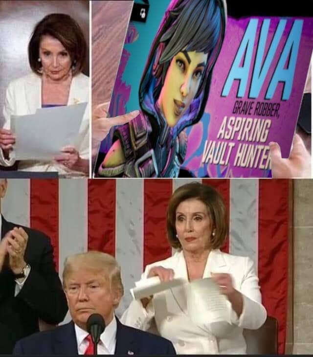Tiny Tina >> Ava - meme