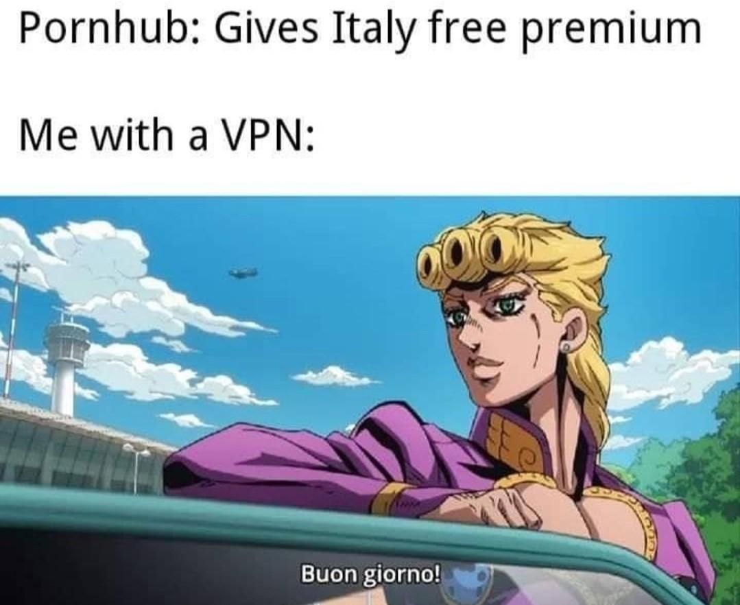 Tro coule Nor VPN - meme