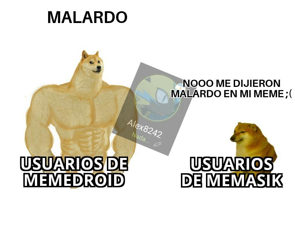 Se Ofenden Por Todo Los De Memasik - meme