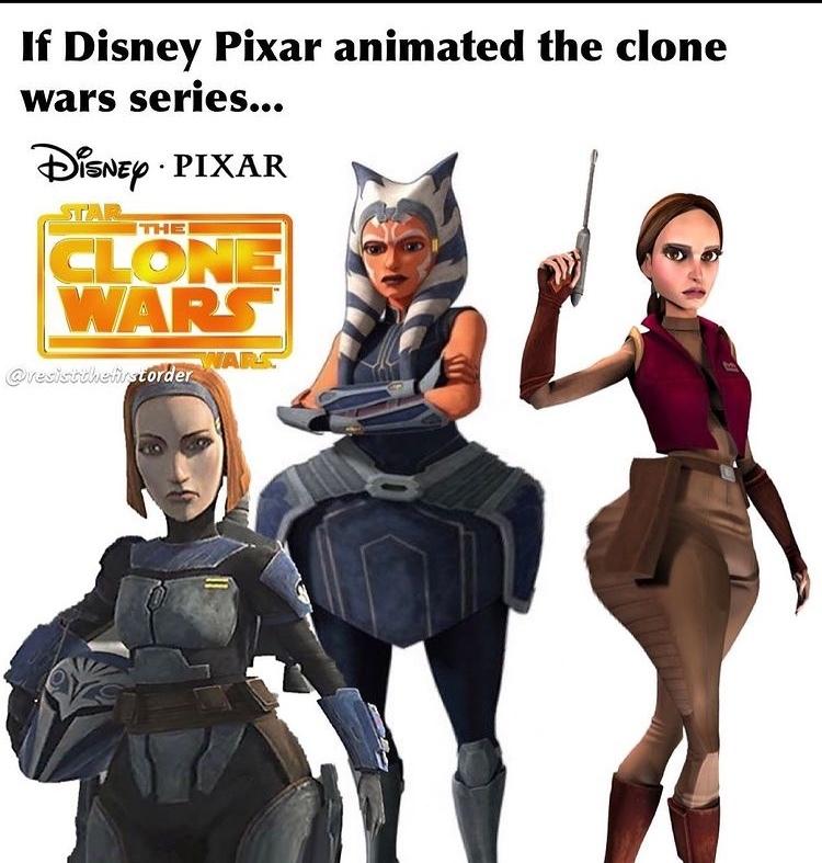 thicc Pixar moms - meme