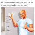 THX mr clean