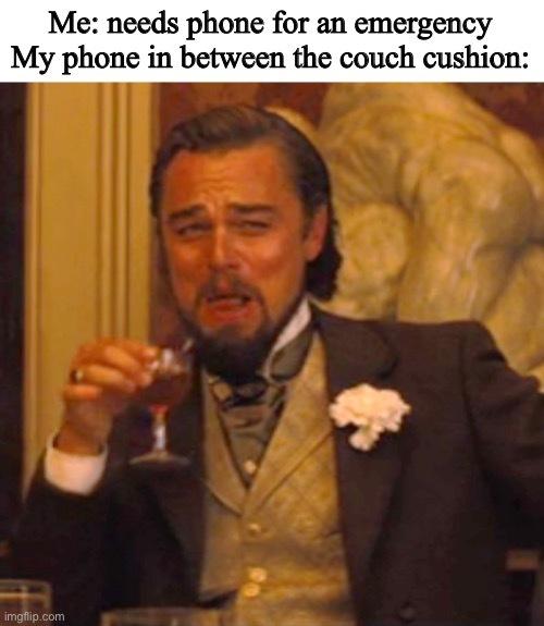lost phone - meme