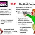 Hace tiempo que no hago un The Virgin vs The chad :yaoming: