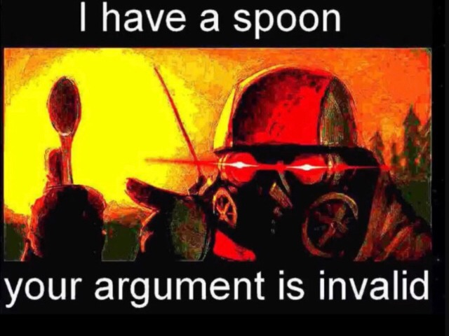 My comrades please use this in a argument - meme
