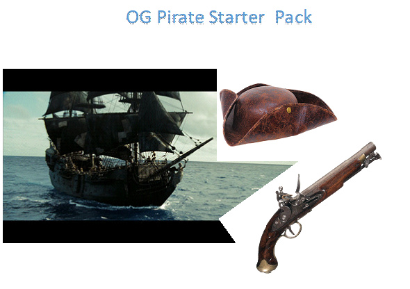 OG pirates - meme