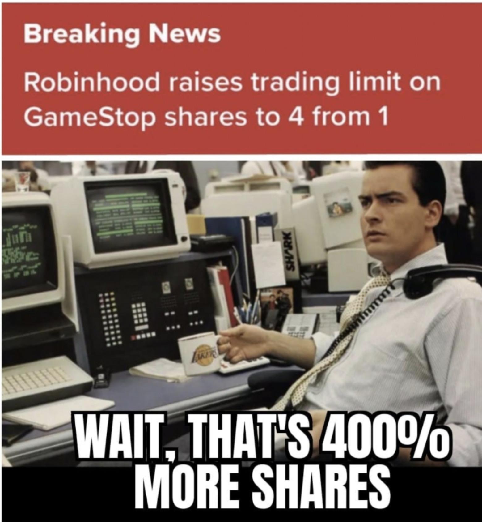 Reddit Stonk - meme