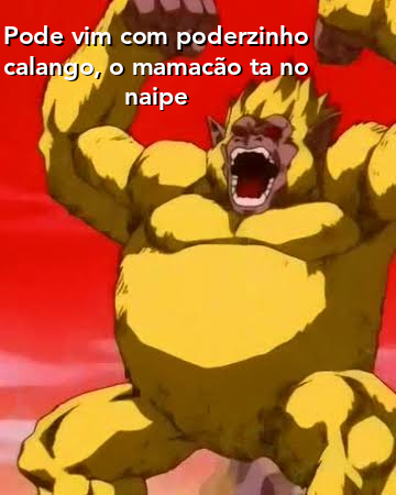 King Kong super sayajin - meme