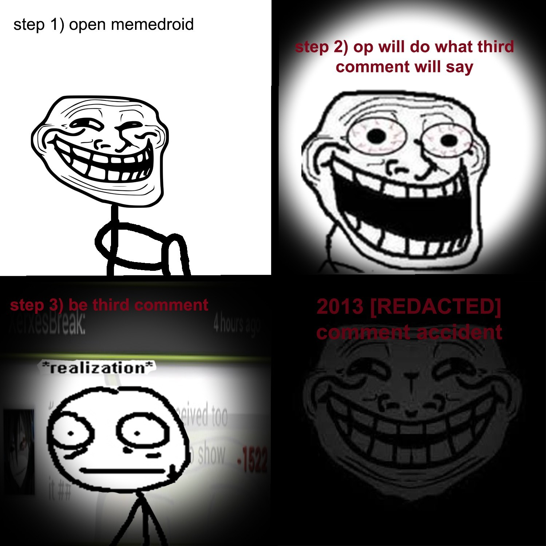 Memedroid History