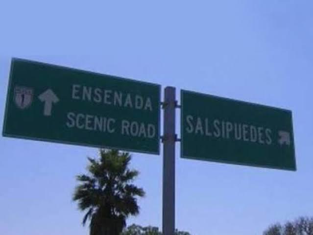 Nombres Graciosos De Ciudades #2: Sal si puedes, México - meme