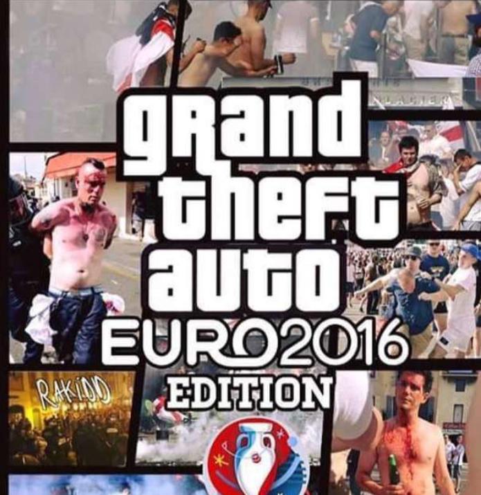 Euro 2016 edition - meme