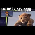 GTX 1080 VS RTX 2080