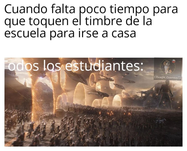 Al ataque - meme