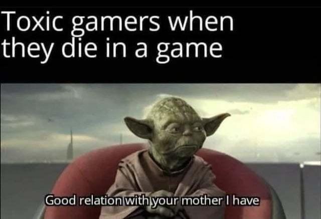 ToXiC gAnG - meme