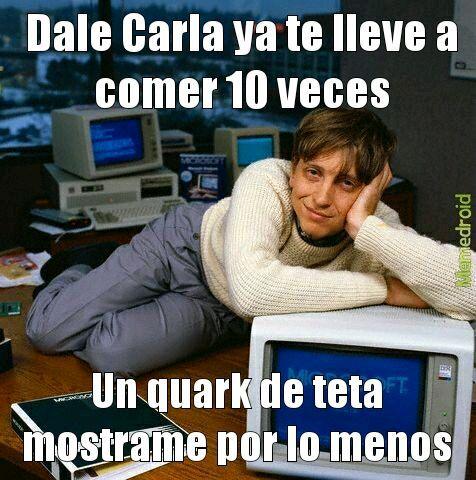 Dale Carla - meme