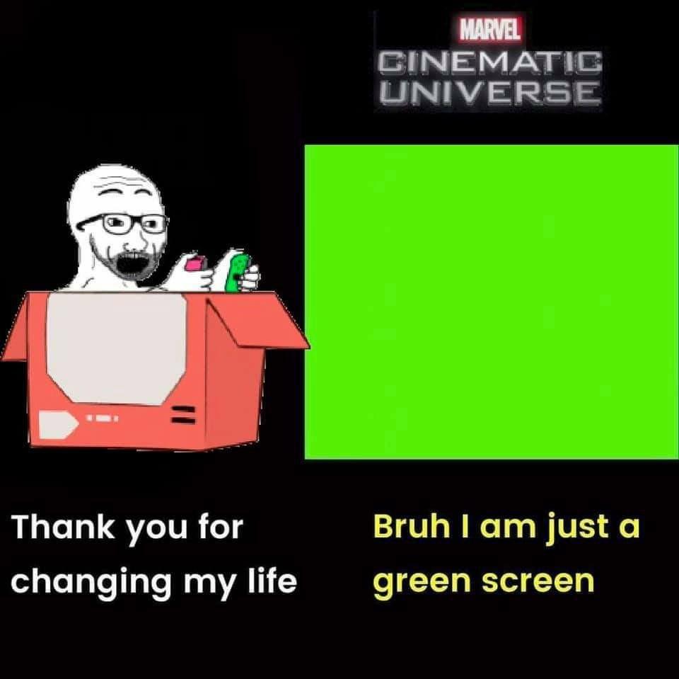 I'm literally just... - meme