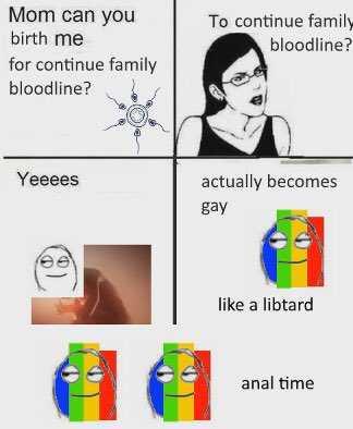 gay!?!! :0000 - meme