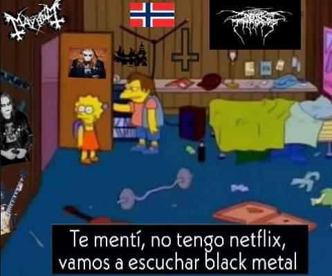 Meme Metalero