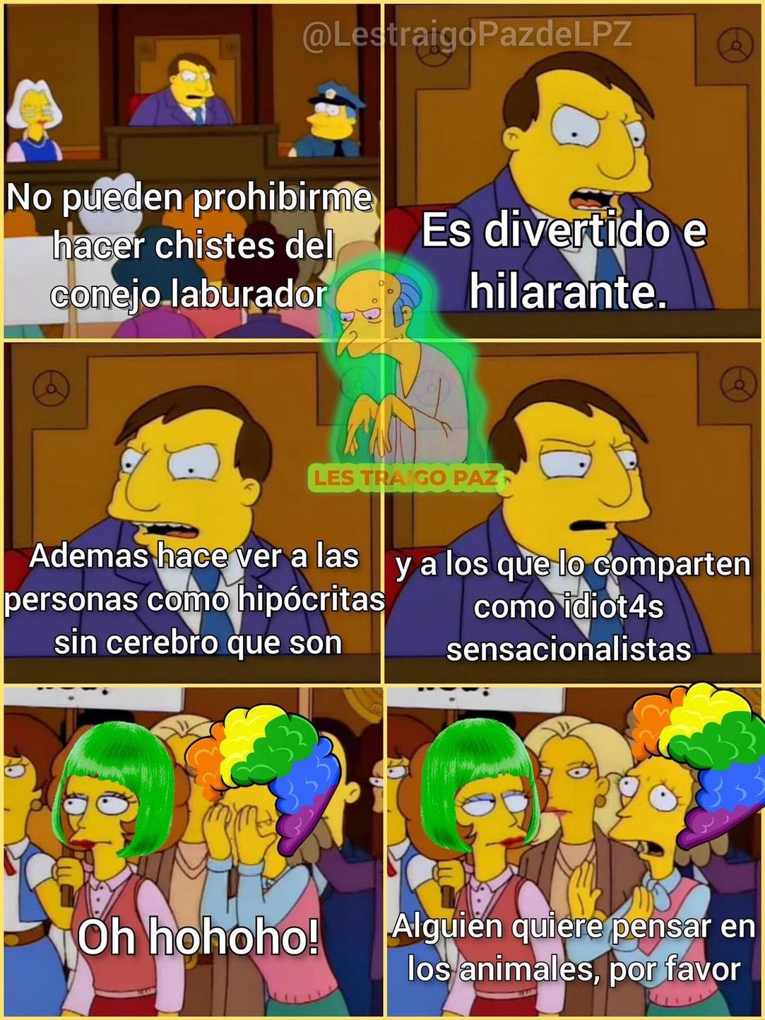 Hipócritas - meme
