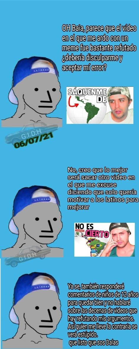 Downdalas ×2 - meme