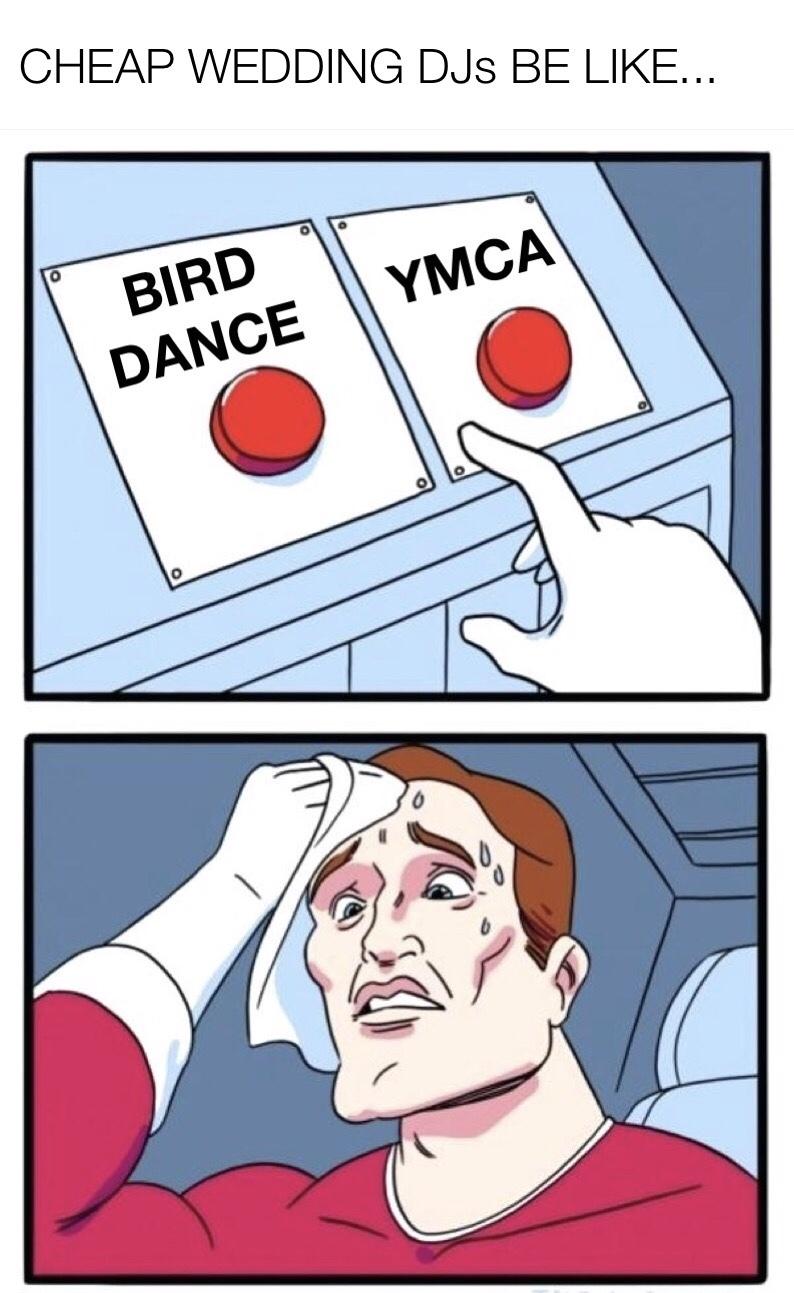 Crappy DJ Choices - meme