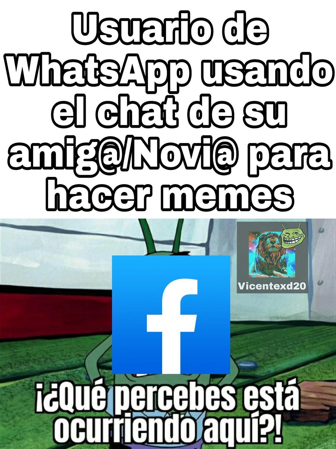 Meme WhatsApp XD