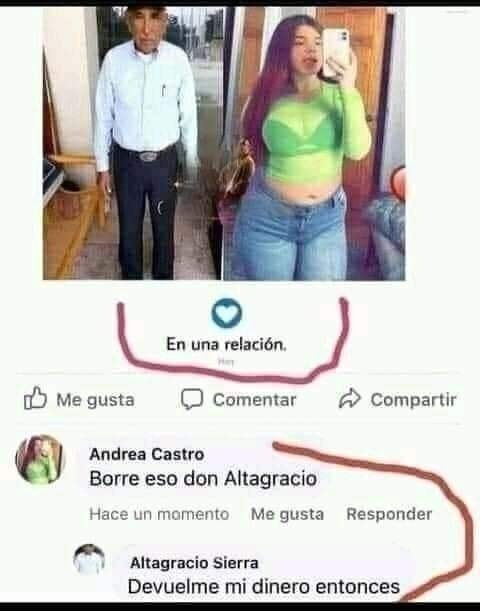 Altagracio - meme