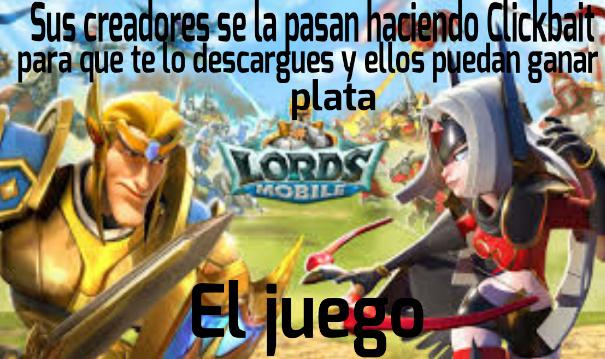 Lords Mierda - meme