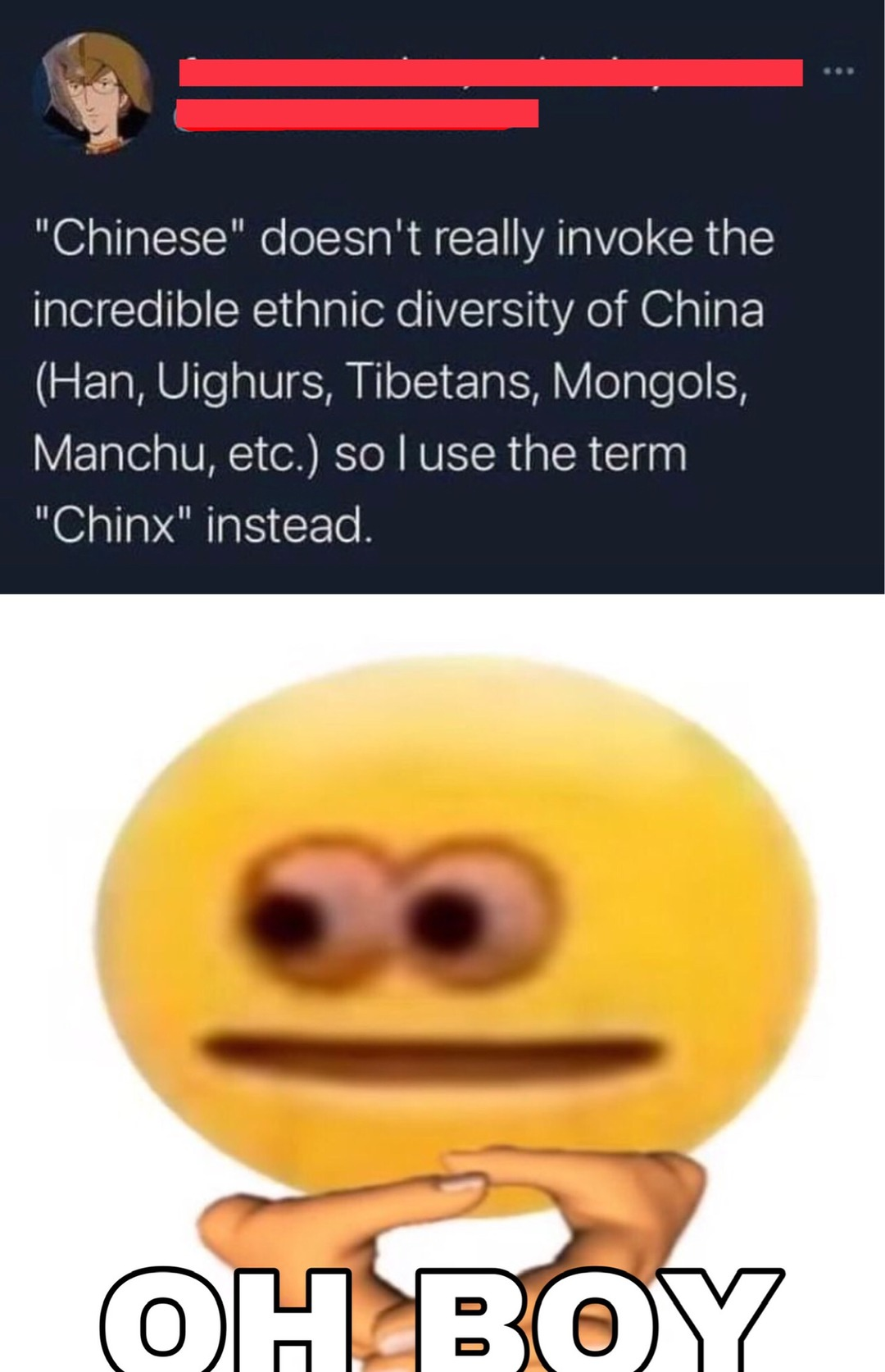 ah shit, here we ho again - meme