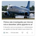 pênis de avião