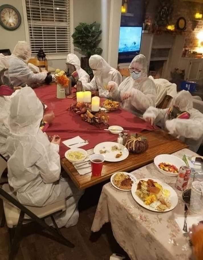 Repas de Noël 2020. - meme