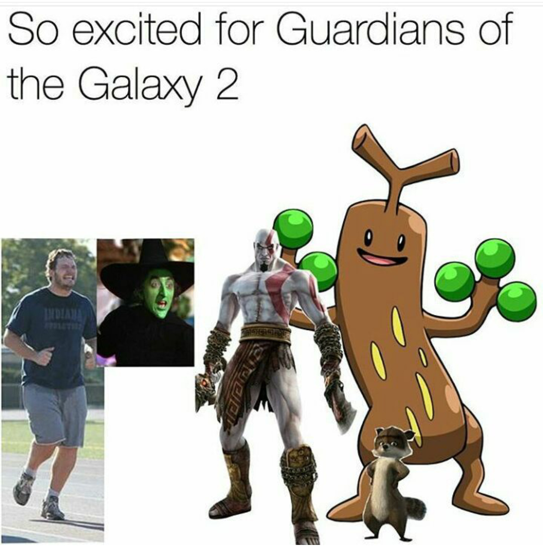 That groot though - meme