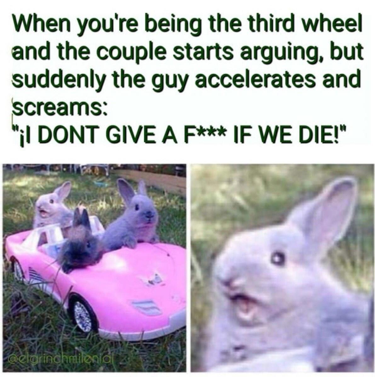 think fast - meme