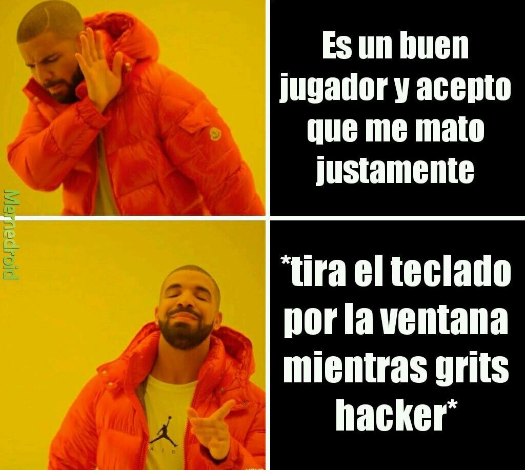 Juegos online - meme